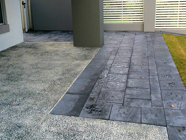 front-paving-after