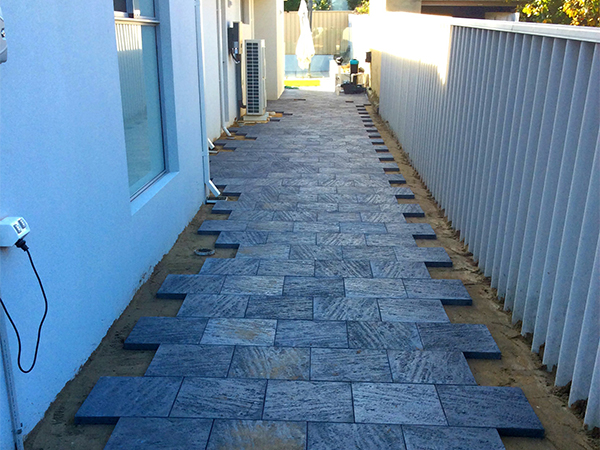 side-paving-before